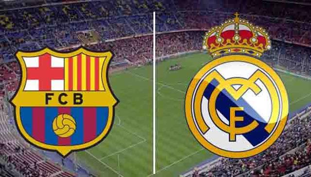 ريال مديد ضد برشلونة – الدوري الأسباني