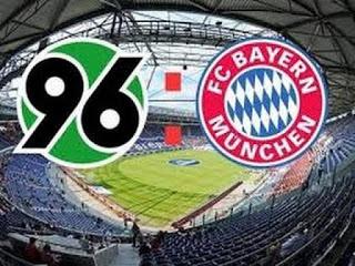 مشاهدة مباراة بايرن ميونخ وهانوفر بث مباشر 19-12-2015 الدوري الالماني