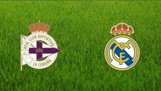 مشاهدة مباراة ريال مدريد وديبورتيفو 9/1/2016 بث مباشر