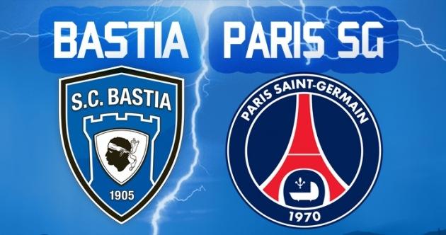 مشاهدة مباراة باريس سان جيرمان وباستيا 8/1/2016 بث مباشر
