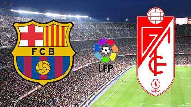 مشاهدة مباراة برشلونة وغرناطة 9/1/2016 بث مباشر