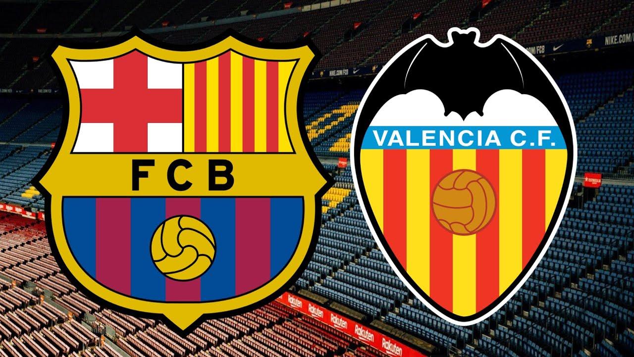 مشاهدة مباراة برشلونة وفالنسيا اليوم 22/10/2016 بث مباشر