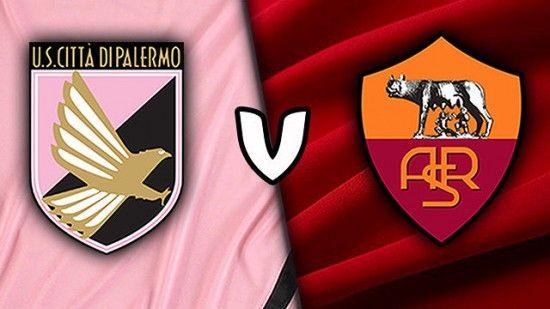 مشاهدة مباراة روما وباليرمو اليوم 23/10/2016 بث مباشر
