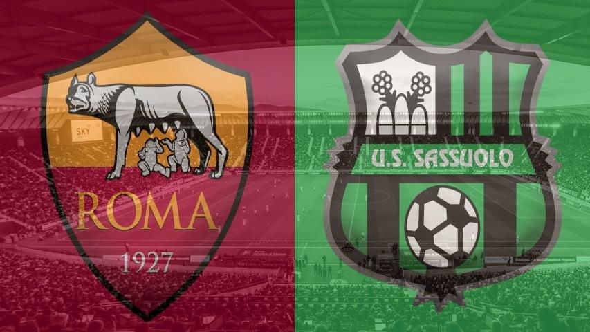 مشاهدة مباراة روما وساسولو اليوم 26/10/2016 بث مباشر