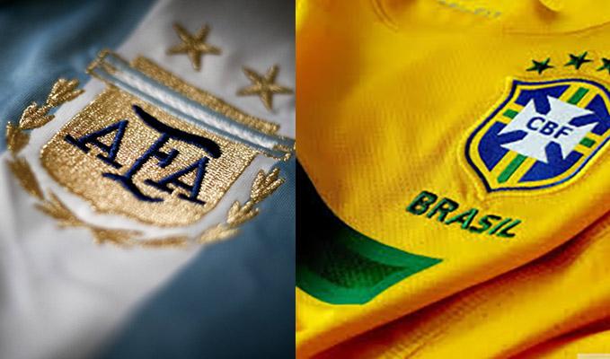 توقيت ومشاهدة مباراة البرازيل والارجنتين اليوم 11/11/2016 بث مباشر