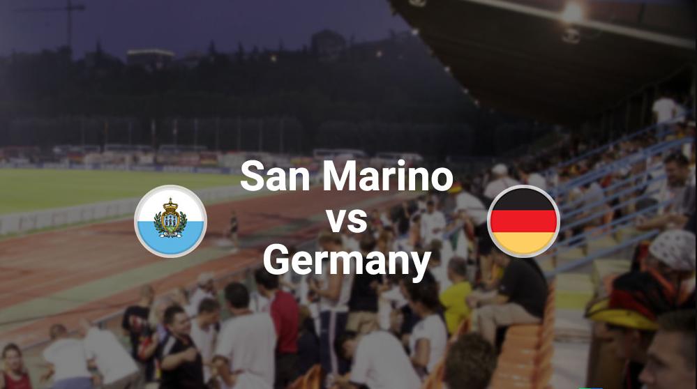 موعد ومشاهدة مباراة المانيا وسان مارينو اليوم 11/11/2016 بث مباشر