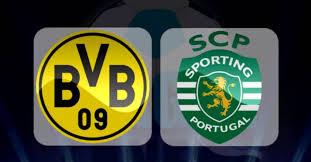 مشاهدة مباراة سبورتينغ لشبونة وبوروسيا دورتموند اليوم 18/10/2016 بثمباشر