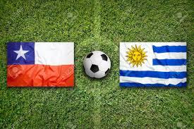 مشاهدة مباراة تشيلي واوروجواي اليوم 16/11/2016 بث مباشر