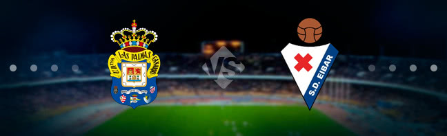 مشاهدة مباراة لاس بالماس وايبار اليوم 5/11/2016 بث مباشر