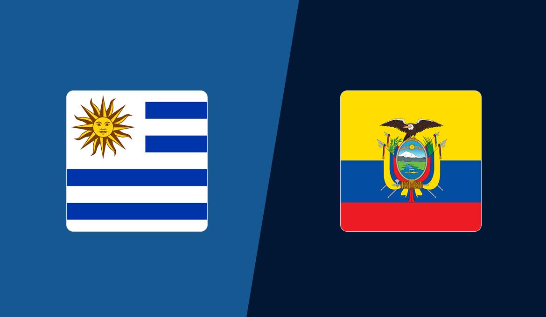 مشاهدة مباراة اوروجواي والاكوادور اليوم 11/11/2016 بث مباشر