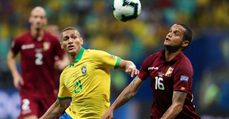 مشاهدة مباراة البرازيل وفنزويلا بث مباشر بتاريخ 13-06-2021 كوبا أمريكا 2021