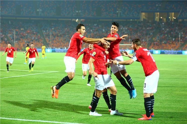 مشاهدة مباراة مصر وجنوب إفريقيا بث مباشر بتاريخ 13-06-2021 مباراة ودية