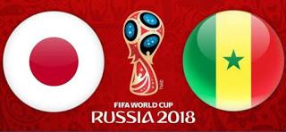 كأس العالم 2018 روسيا 2018 مباريات اليوم أهداف مباراة اليابان و السنغال في كأس العالم 2018