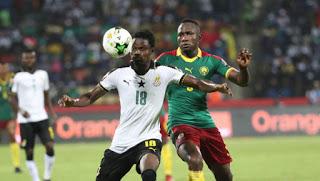بث مباشر مباراة غانا والكاميرون