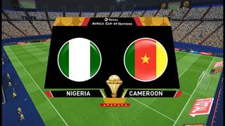بث مباشر نيجيريا و الكاميرون