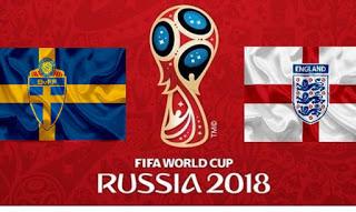 كأس العالم 2018 روسيا 2018 مباريات اليوم أهداف مشاهدة مباراة السويد و إنجلترا في كأس العالم 2018 دور الربع النهائي بتاريخ 07-07-2018 موقع ماتش لايف