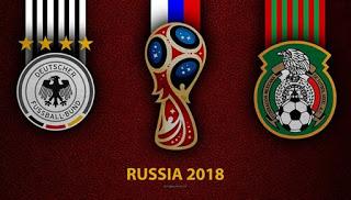 مشاهدة مباراة ألمانيا و المكسيك في كأس العالم 2018 بتاريخ 17-06-2018