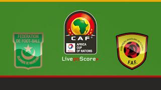 بث مباشرة مباريات اليوم موريتانيا و انجولا
