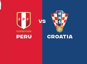 بيرو وكرواتيا