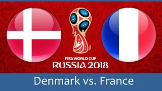 روسيا 2018 كأس العالم 2018 مباريات اليوم أهداف مباراة فرنسا و الدنمارك في كأس العالم 2018