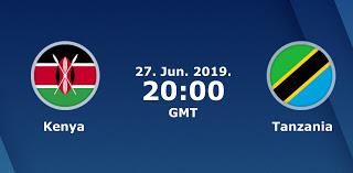 مباراة كينيا وتنزانيا بث مباشر