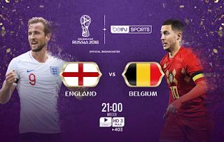 كأس العالم 2018 روسيا 2018 مباريات اليوم أهداف مباراة إنجلترا و بلجيكا في كأس العالم 2018 بتاريخ 28-06-2018 موقع ماتش لايف