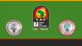 بث مباشر نيجيريا ومدغشقر