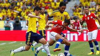 بث مباشر مباراة كوبا امريكا ٢٠١٩ كولومبيا وتشيلي