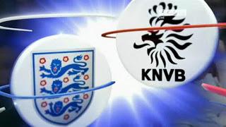 مباراة انجلترا وهولندا