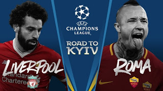 مشاهدة مباراة ليفربول ضد روما ذهاب نصف نهائي دوري أبطال أوروبا 24-04-2018