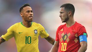 كأس العالم 2018 روسيا 2018 مباريات اليوم اهداف مشاهدة مباراة البرازيل و بلجيكا في كأس العالم 2018 دور الربع النهائي بتاريخ 06-07-2018 موقع ماتش لايف