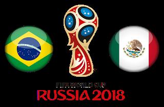 كأس العالم 2018 روسيا 2018 مباريات اليوم أهداف مباراة البرازيل و المكسيك في كأس العالم 2018 دور ال16 بتاريخ 02-07-2018 موقع ماتش لايف