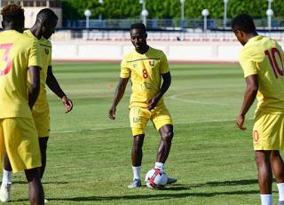 مشاهدة مباراة بوروندي و غينيا