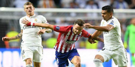 ريال مدريد واتليتكو مدريد مباشر