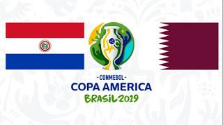 بث مباشر قطر وباراجواي