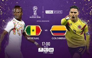 كأس العالم 2018 روسيا 2018 مباريات اليوم أهداف مباراة السنغال و كولومبيا في كأس العالم 2018 بتاريخ 28-06-2018 موقع ماتش لايف