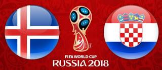 كاس العالم 2018 روسيا 2018 مباريات اليوم أهداف مباراة كرواتيا و آيسلندا في كأس العالم 2018