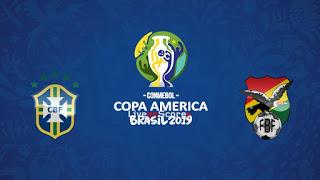 البرازيل وبوليفيا اون لاين